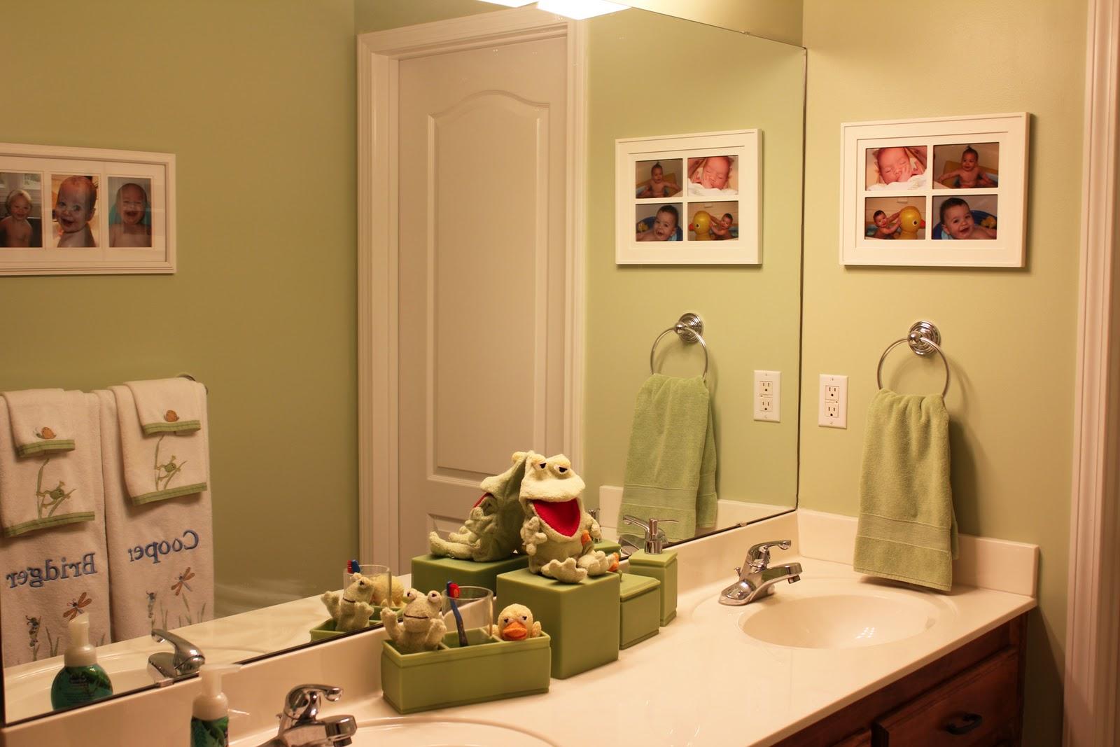 JBigg: Life In Kentucky: Boys Bathroom Remake