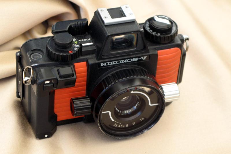 Sejarah Kamera Nikon Kamera Nikonos