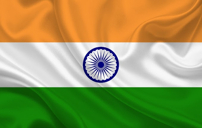 About India on India Independence Day