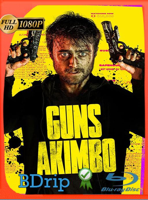 Guns Akimbo (Manos a las Armas) (2019) BDRIP 1080p Latino [GoogleDrive] Tomyly