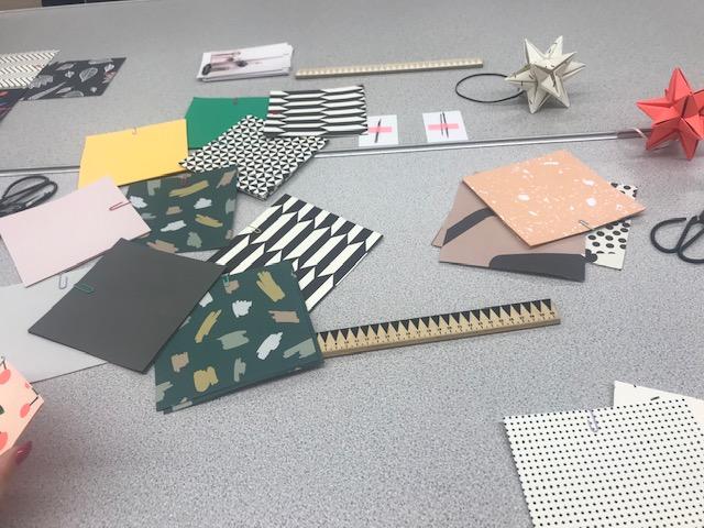 Origami Est, Workshop, Stars, Newton Leys,