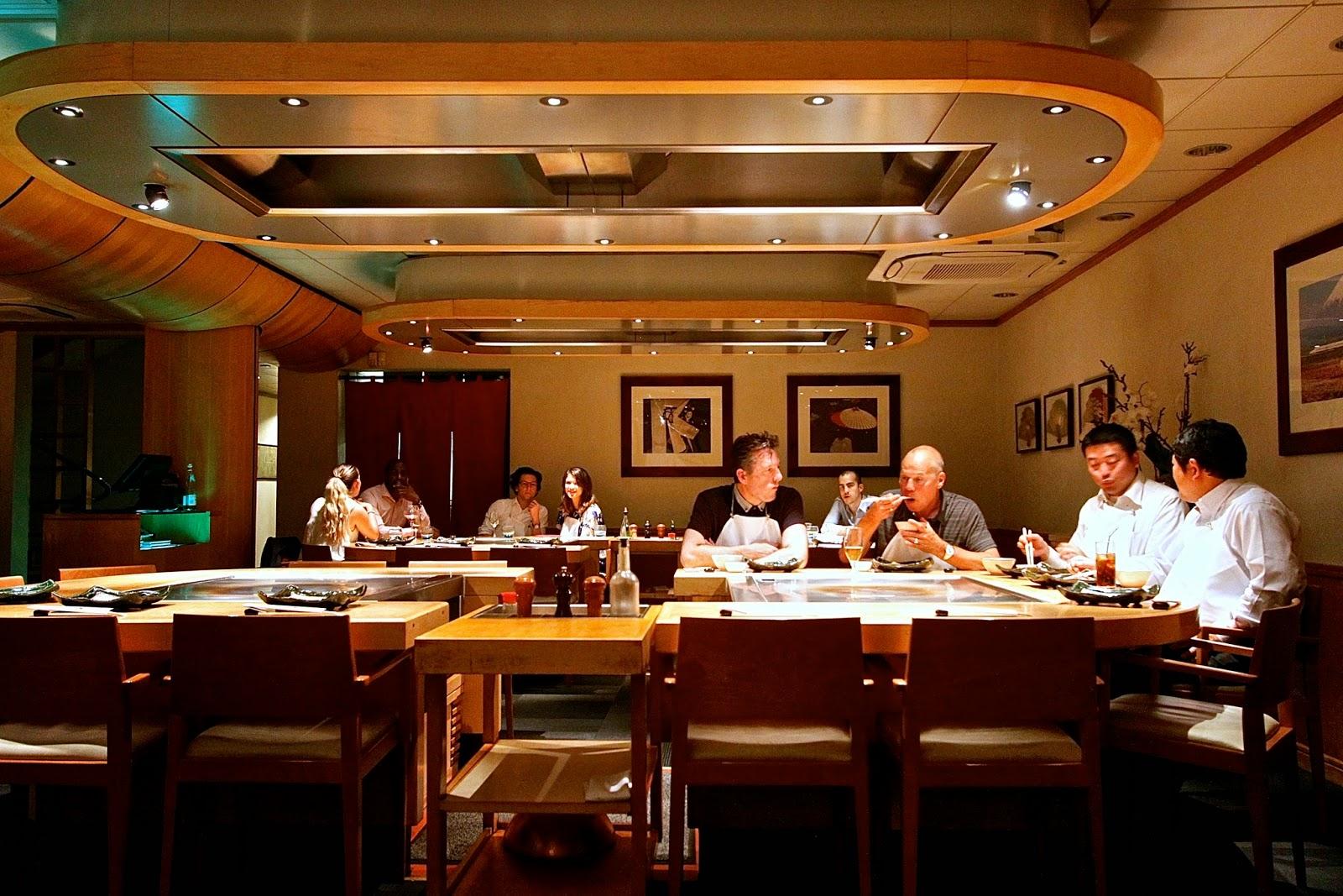 Yuzu Restaurant London