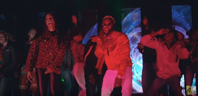 DOWNLOAD MP4 VIDEO | Willy Paul ft Alaine - Shado Mado (Official Video)