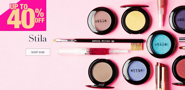 UP TO 40% OFF ON STILA MAKEUP, by Barbie's Beauty Bits