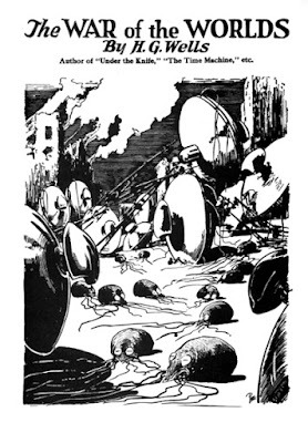 War of the Worlds by HG Wells
