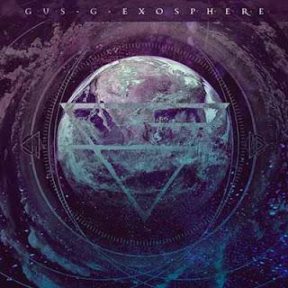 """Το single του Gus G. """"Exosphere"""""""