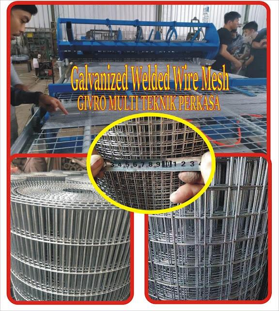 kawat loket wire mesh givro