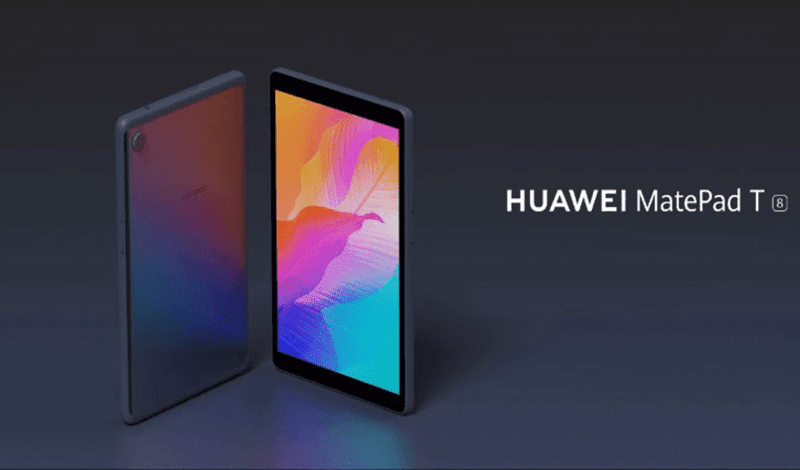 Huawei MatePad T8 with 8-inch screen announced