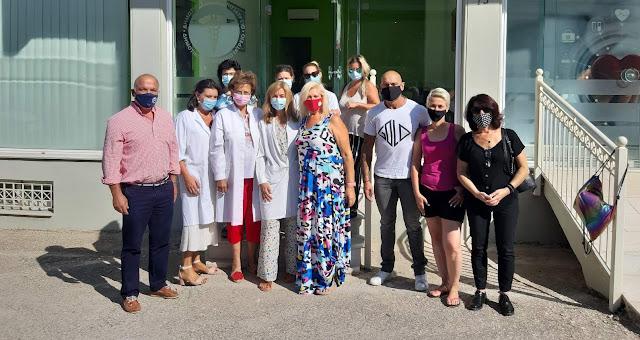 Ναύπλιο: Με επιτυχία η ημερίδα και οι δωρεάν εξετάσεις για την έγκαιρη διάγνωση του Καρκίνου του Μαστού
