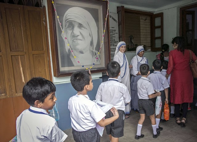 80 children were sold by the shelter homes of the Missionaries of Charity, founded by Mother Teresa