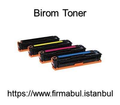 Birom Toner | Firma Bul İstanbul