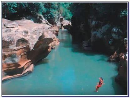 Wisata Tonjong Canyon