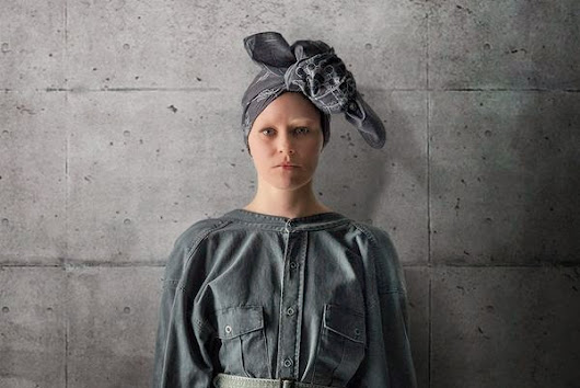 Effie rocked out in turbans in Hunger Games: Mockingjay