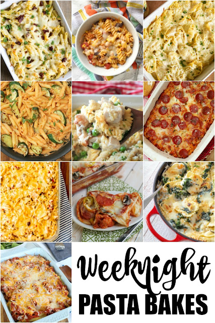 These 10 Weeknight Pasta Bake Recipes will quickly become new family favorites!
