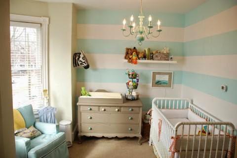 Dormitorios y habitaciones decoraci n y dise o de for Dormitorio azul turquesa