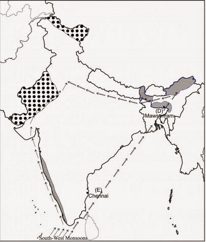 Image Result For India Map Hindi