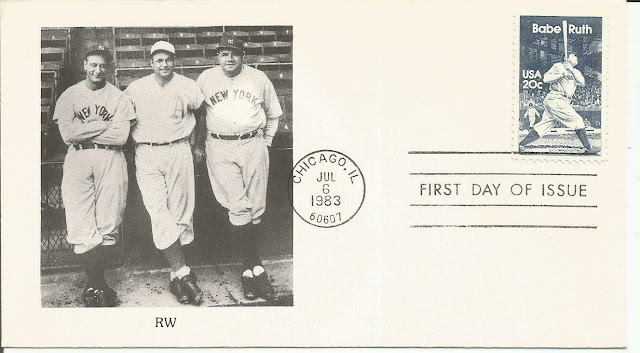 Babe Ruth FDC