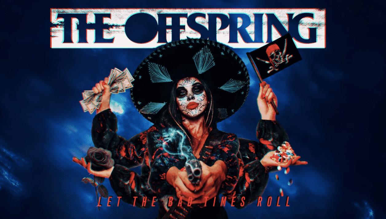 #TheOffspring anuncia su nuevo álbum y lanza primer sencillo, #LetTheBadTimesRoll