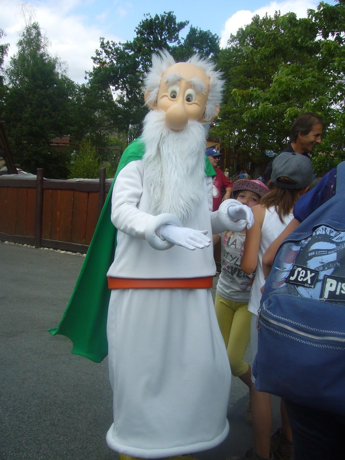 ou rencontre t on asterix et obelix au parc asterix