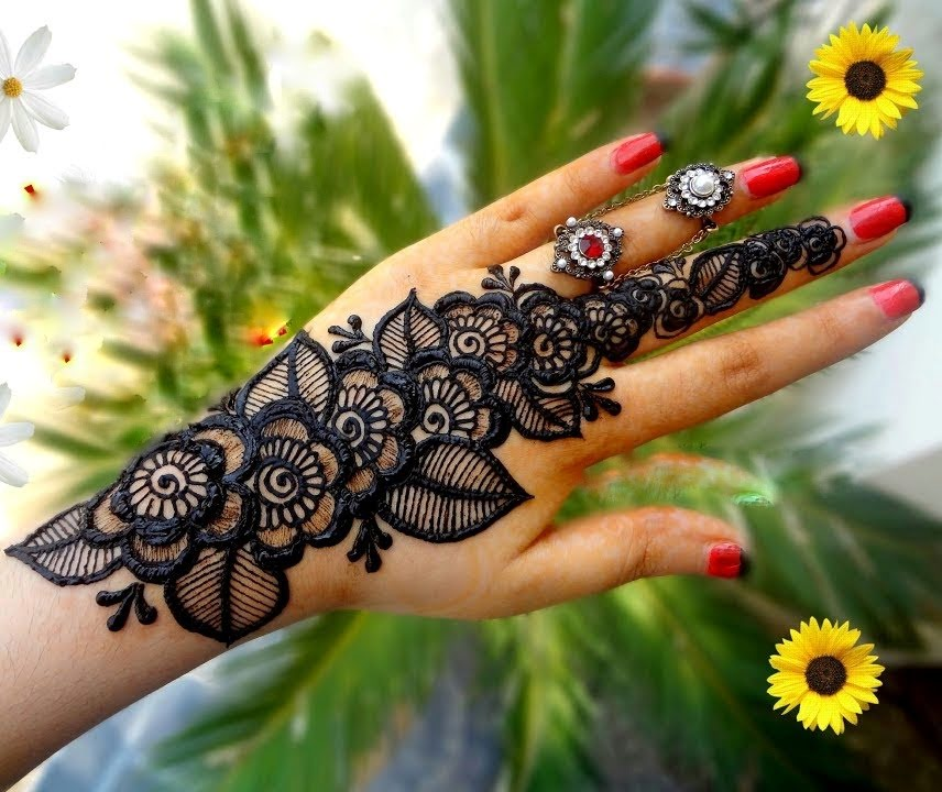 Our editors independently research, test,. Latest Mehndi Designs 2021 Mehndi Henna Design