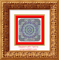 Baglamukhi Yantra for Prottection