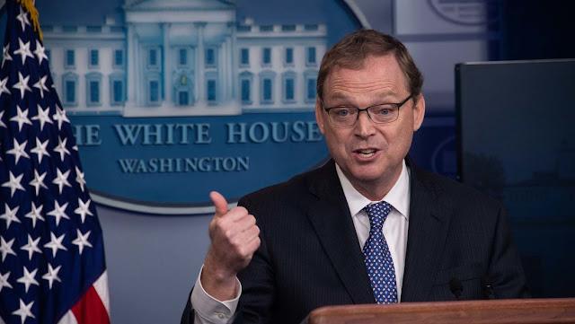 """Asesor de la Casa Blanca: """"Vivimos el mayor 'shock' económico jamás visto, y el nivel del desempleo podría equipararse al de la Gran Depresión"""""""