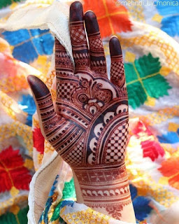 bridal mehndi full hand