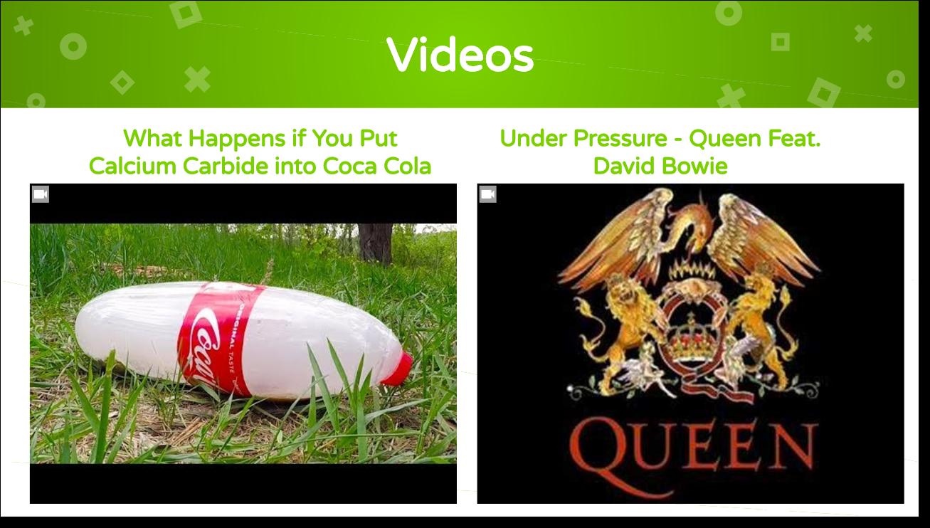 Video Mash-Ups with Google Slides