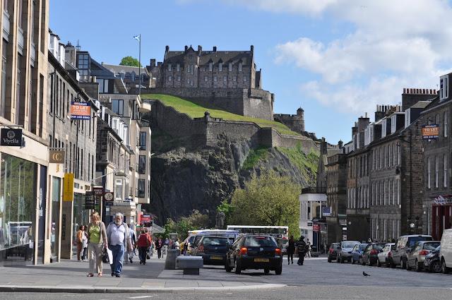 Escócia: cartões postais