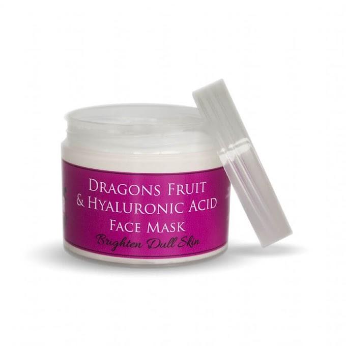 Μάσκα Προσώπου Dragons Fruit & Hyaluronic Acid 100ml