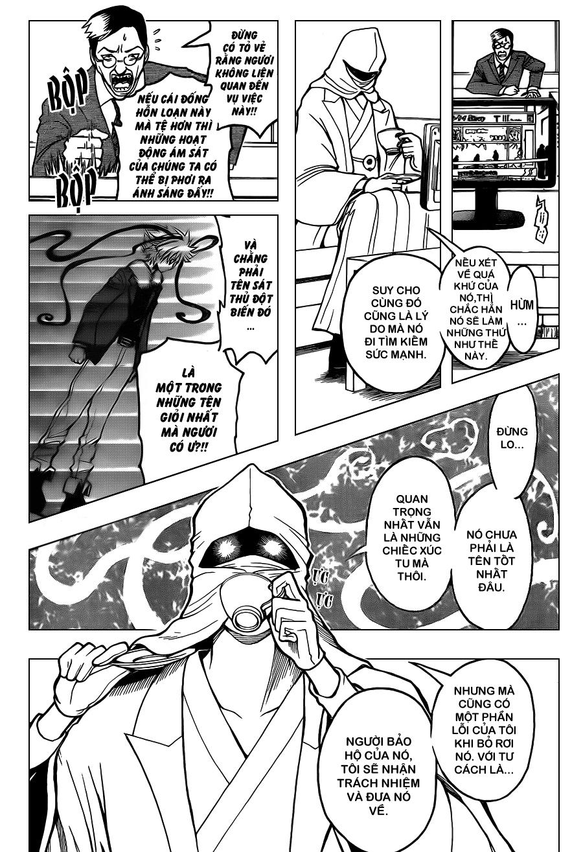 Ansatsu Kyoushitsu chap 85 trang 9