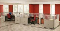 OFM Rize Modular Workstation