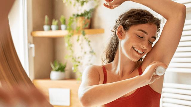 When do girls need deodorant?