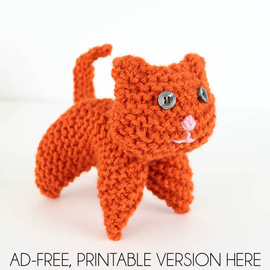 https://shopginamichele.com/collections/baby/products/flat-knit-cat-knitting-pattern