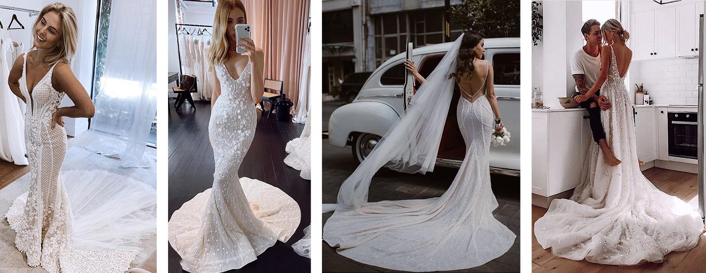 Pallas Couture Brautkleider-Inspirationen