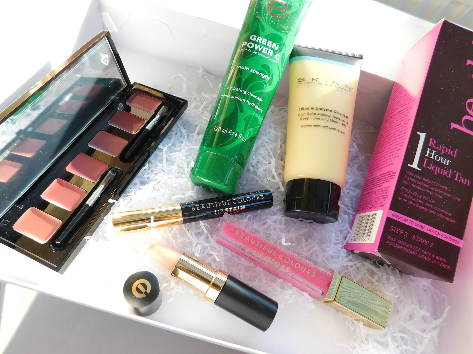 Ideal World Bloggers Box, Surprise Box, Beauty Box, Unboxing Post