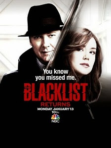 the blacklist 3 temporada