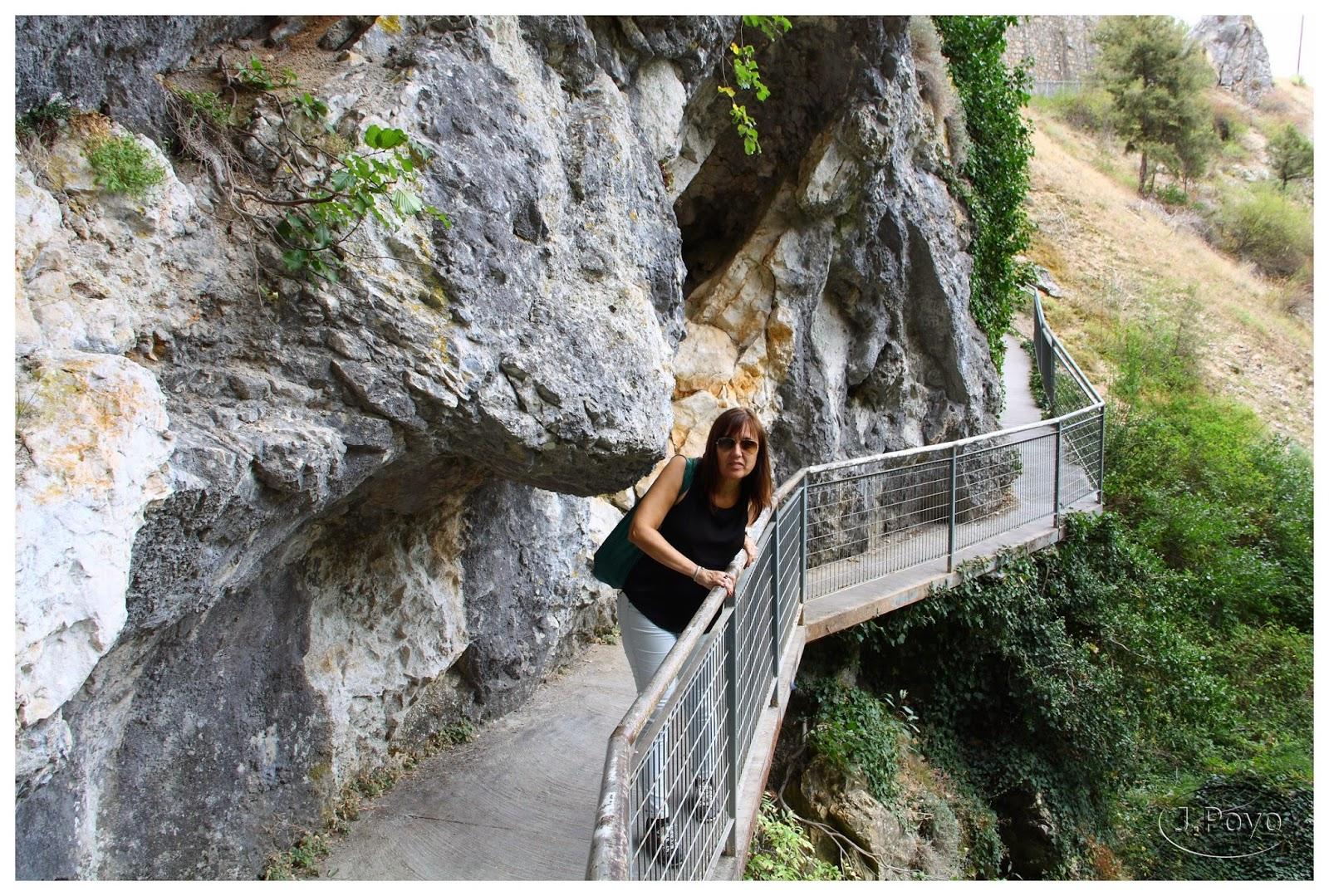 Desfiladero de la Yecla. Burgos