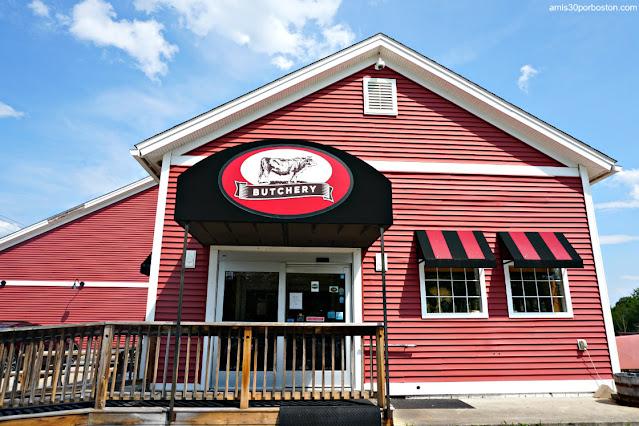 Restaurante y Carnicería: Tuckaway Tavern en New Hampshire