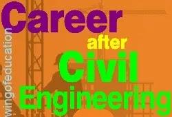 Career After Civil Engineering Details In Pdf File