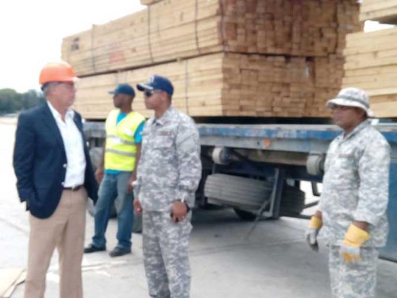 República Dominicana envía ayuda humanitaria a Cuba