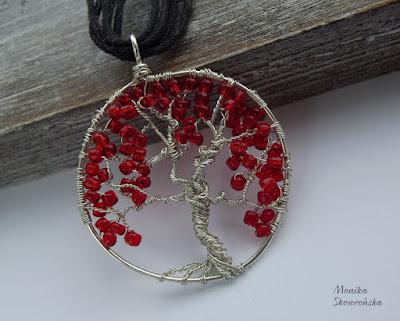 czar drzewo