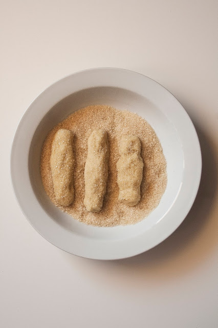 Biscotti allo zucchero di canna senza glutine