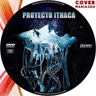 GALLETA PROYECTO ITHACA - PROYECT ITHACA - [COVER DVD]