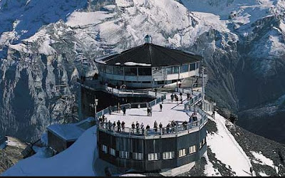 Musim Salju di Swiss