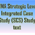 CIMA Strategic Level Integrated Case Study (SCS) Study text - A two part guide