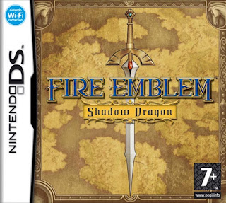 Fire Emblem: Shadow Dragon, nds, español, mega
