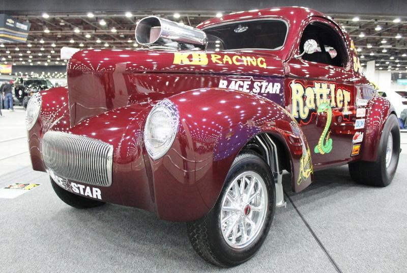 American Gasser Kit Car