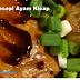 Resepi Ayam Masak Kicap 2016