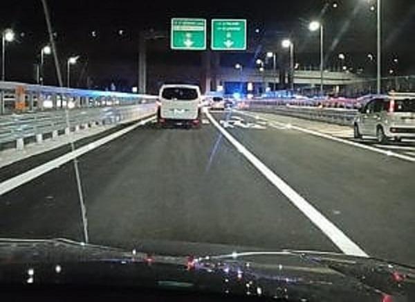 Primi problemi al nuovo Ponte di Genova